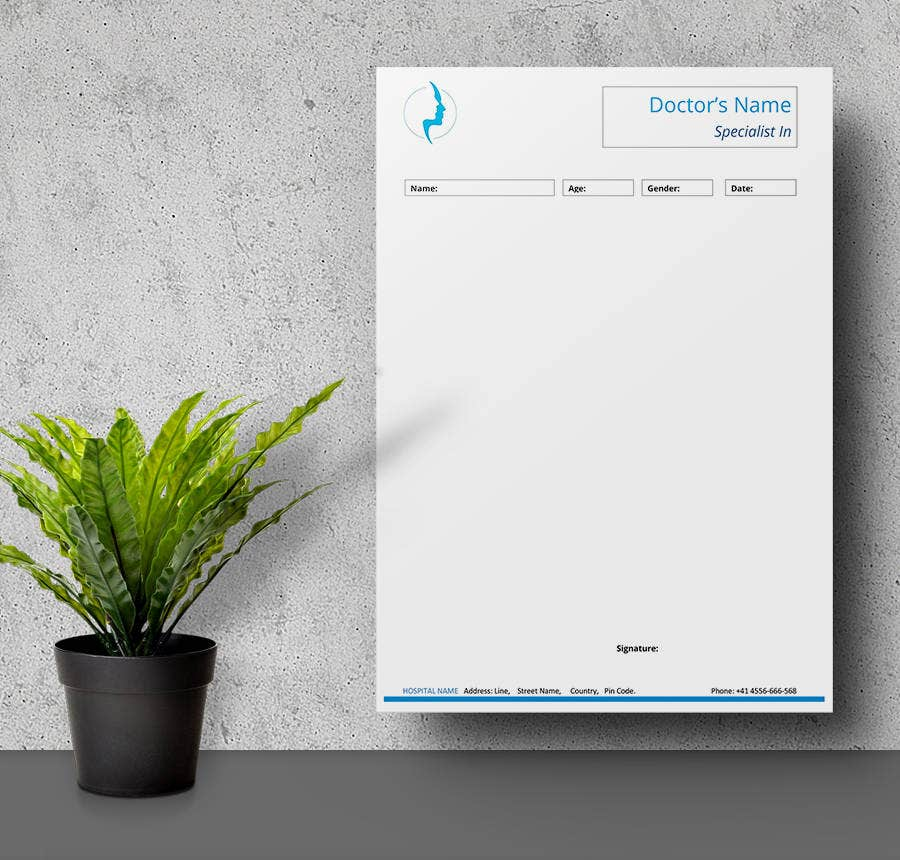 Free DoctorS Prescription Templates  Cardiology Dentistry