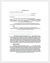 Word Apartment Lease Template