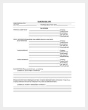 Lease Proposal Form