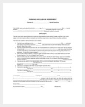 Parking Area Lease Agreement