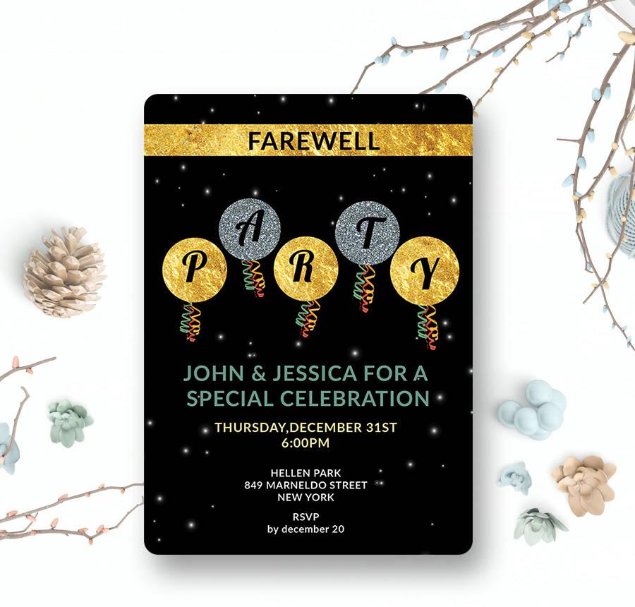 34 free invitation templates  wedding birthday dinner