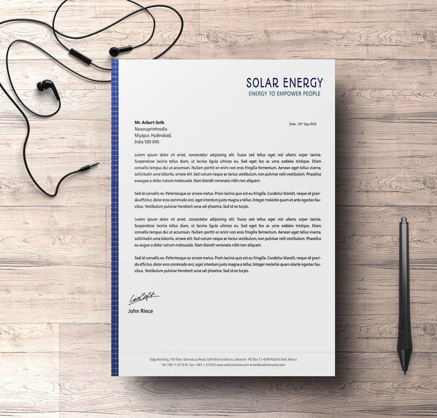 24 free letter head templates education architecture hospital this energy environment template has a structured minimal design with a vertical margin and transparent header and footer with simplified fonts spiritdancerdesigns Choice Image