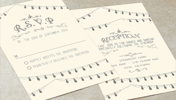 18 vintage wedding invitations free psd vector ai eps format download free premium templates 18 vintage wedding invitations free