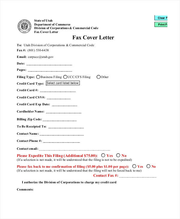fax-cover-letter-template