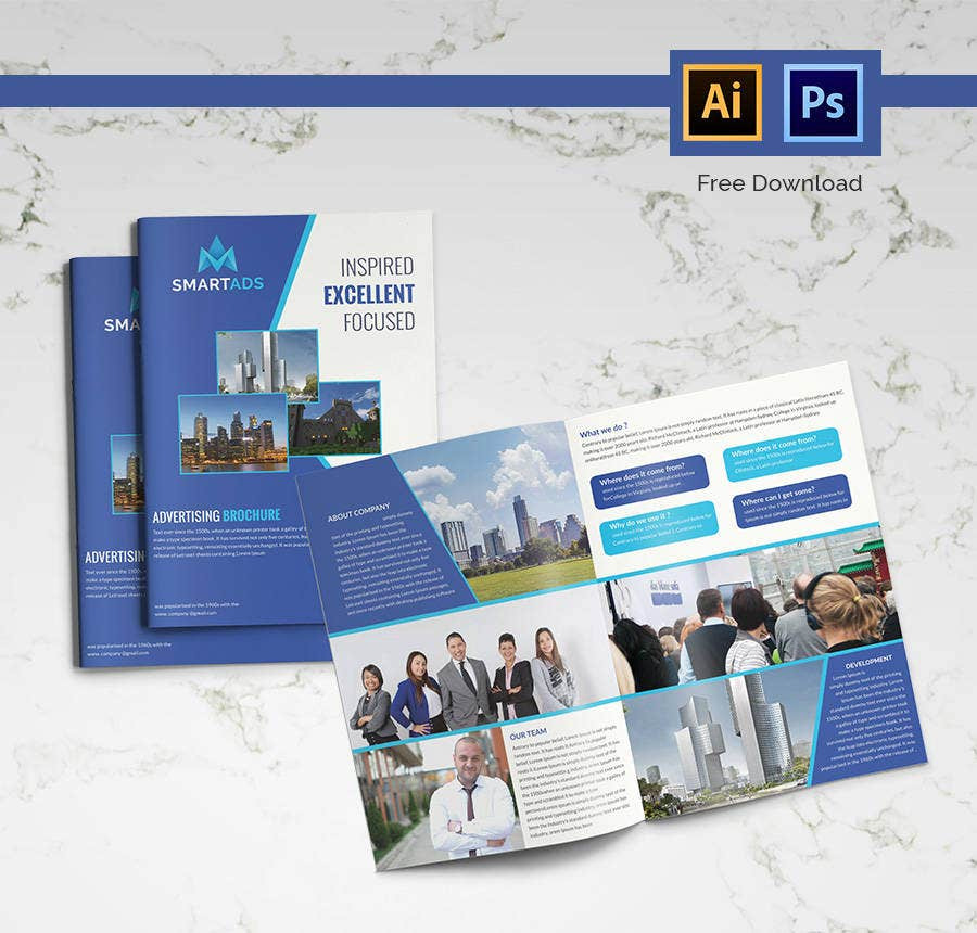 bi fold advertising brochure1