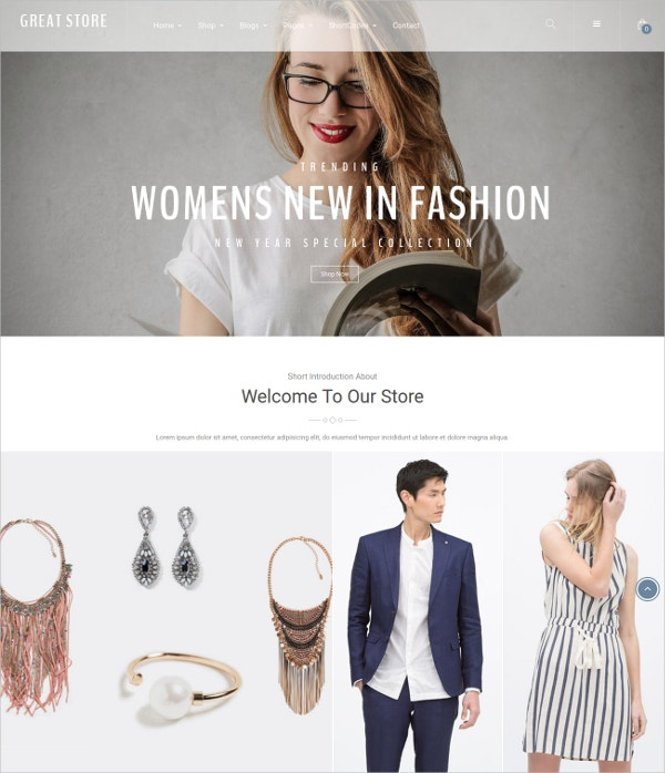 Fastest WordPress eCommerce Theme $59