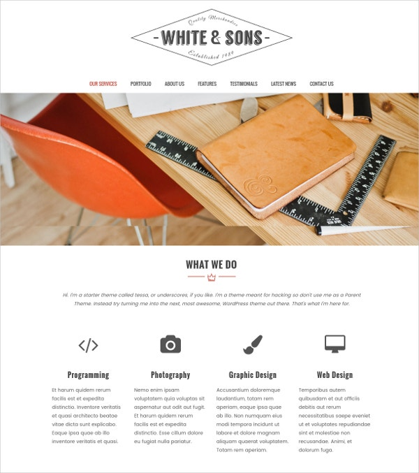 wordpress seo agency theme