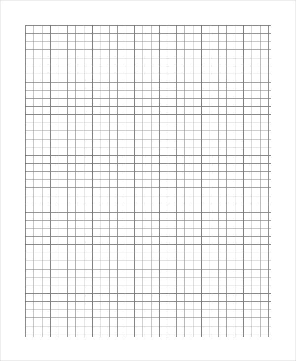 prinable lined graph paper