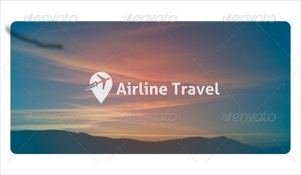 Airline Agency Logo