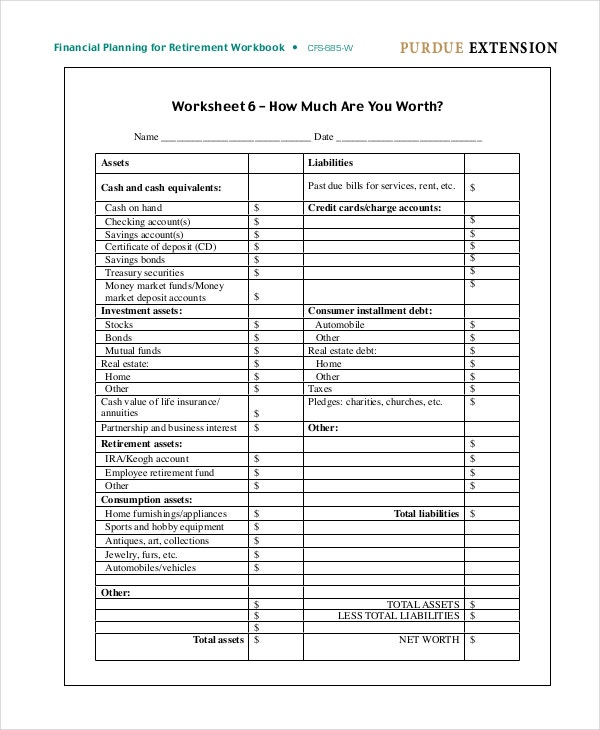 14 simple budget planner templates word pdf excel free