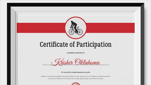 cyclingcertificatetemplate