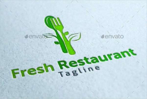 elegant restaurant logo