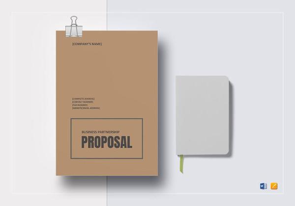 business-partnership-proposal-template