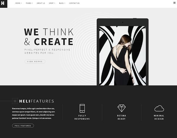 creative multipurpose joomla template