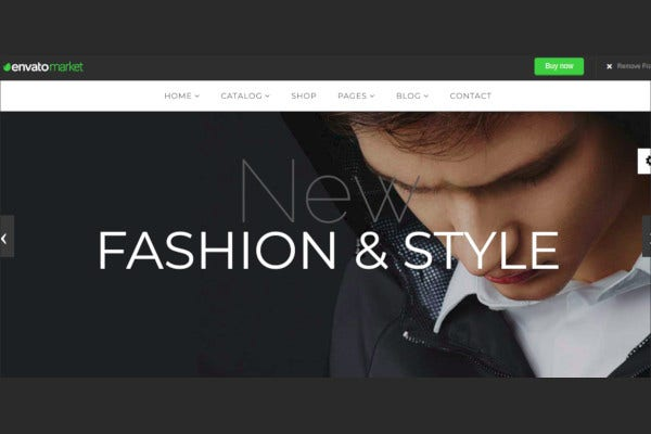 fashion responsive virtuemart template