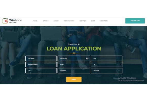 financial-company-wordpress-theme