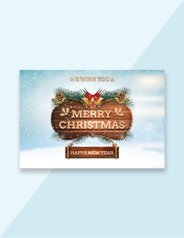 free-christmas-greeting-card-template