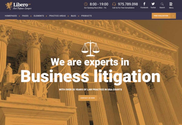 lawyer-and-law-firm-theme