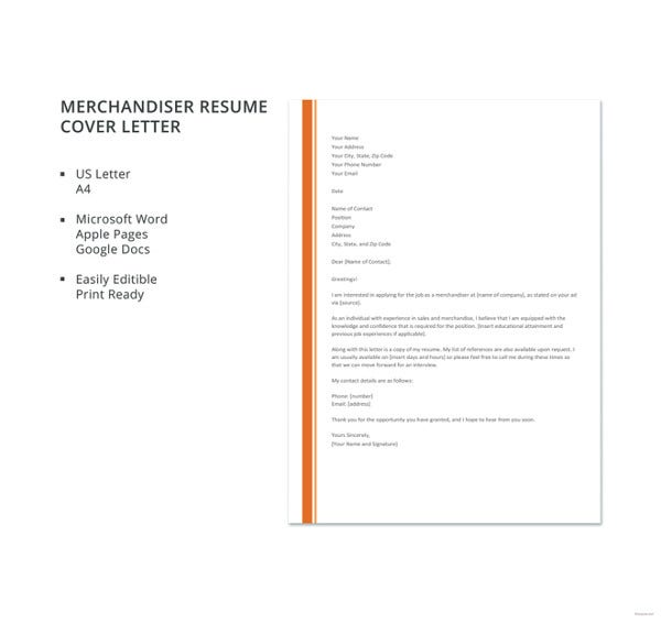 merchandiser-resume-cover-letter-template