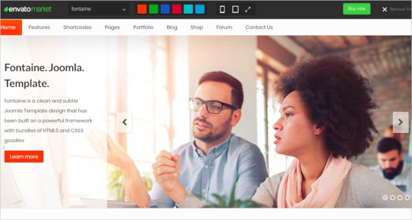 responsive-business-joomla-template