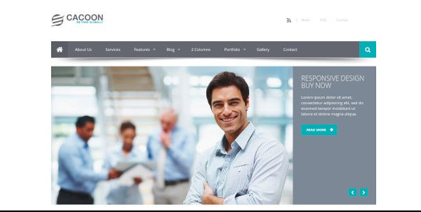 responsive business joomla template1