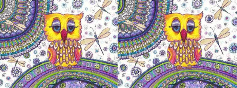 zentangle drawing pattern 788x293