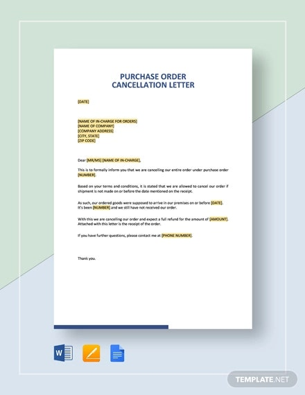 Insurance Cancellation Request Letter from images.template.net