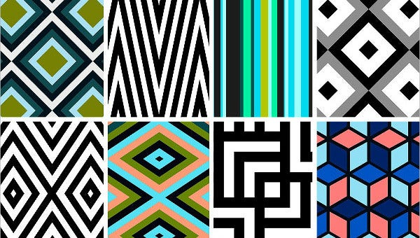 geometric patterns