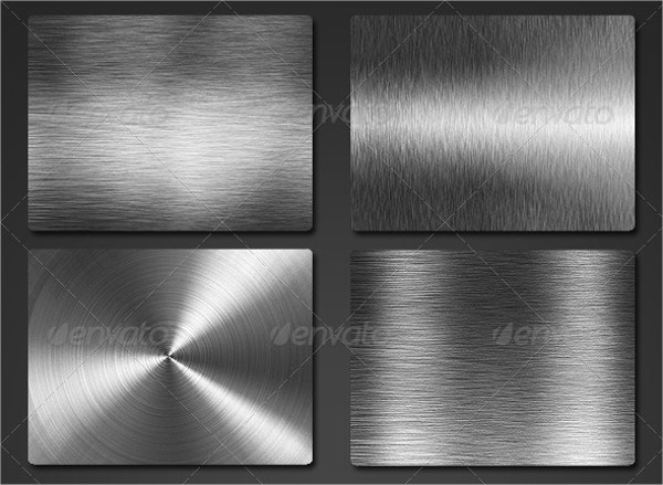6 Hight Resolution Metal Textured Designs