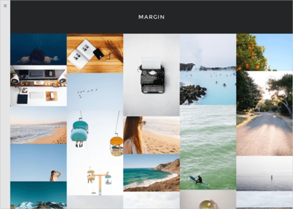 awesome photography tumblr theme