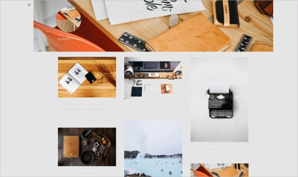 Excellent Photography Tumblr Theme