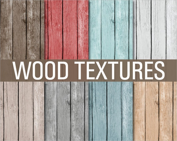 Rustic Wood Digital Texture Design