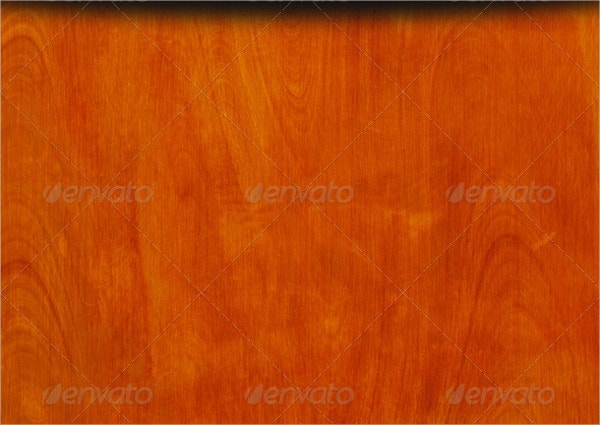 Orange Color Old Wood Textures