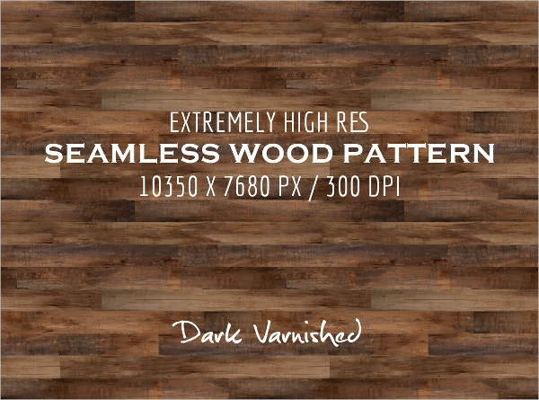 2 Seamless Wood Pattern Texture