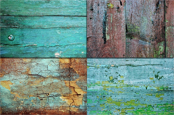 Grunge Wood Wall Textures