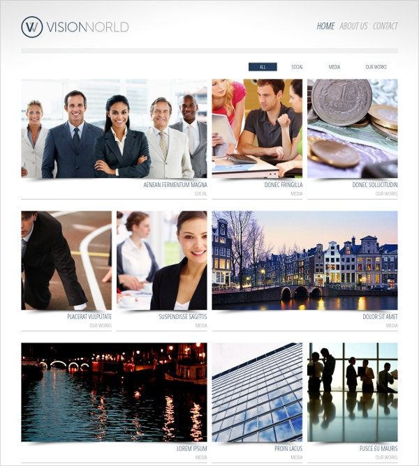 Mobile Social Network Bootstrap Template $49