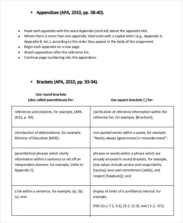 examples of apa format Sample for students 3 sample apa paper for students interested in learning apa style before getting started you will notice some things about this paper.