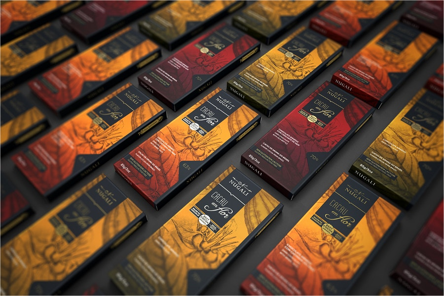 29 Chocolate Packaging Designs Free Amp Premium Templates
