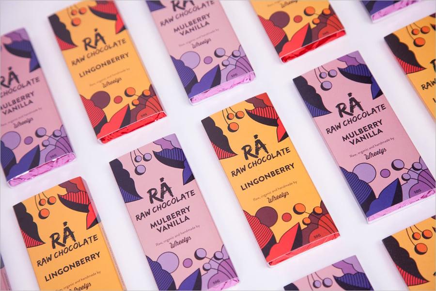 Raw Chocolate Packaging