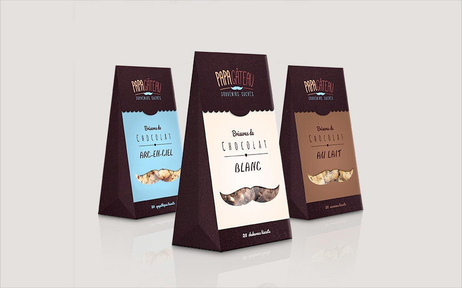 Sweet Chocolate Packaging