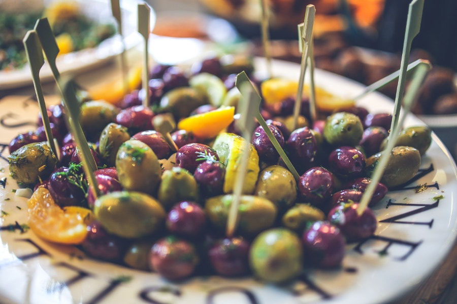 Olives Food Photography