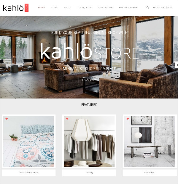 gadgets ecommerce bootstrap template 19