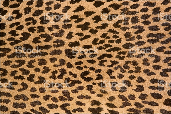 Leopard Fabric Pattern