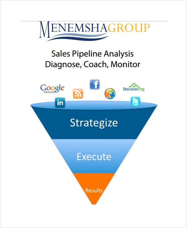 sales pipeline analysis template