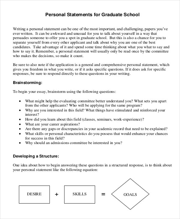 Personal statement essays for scholarships  Starting a cover letter