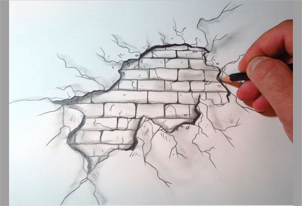 Easy Wall Drawing