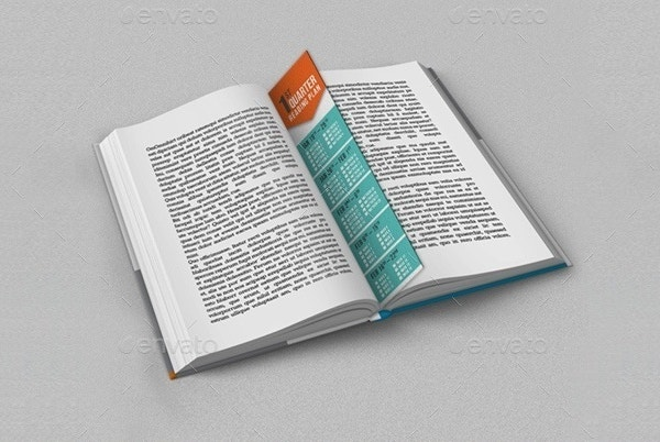 Exclusive Bible Bookmark Template
