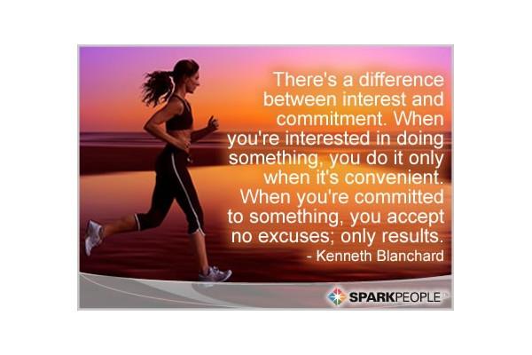 Motivational Fitness Poster for Runners