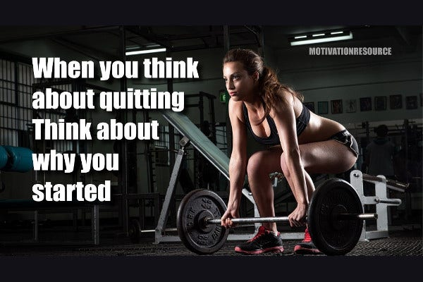 Girl Bodybuilding Fitness Motivational poster