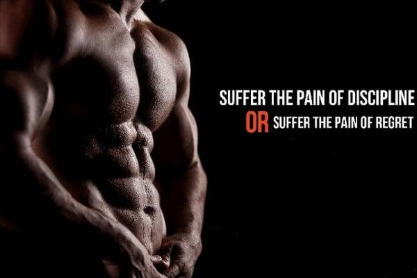 Bodybuilding Fitness Motivational Art